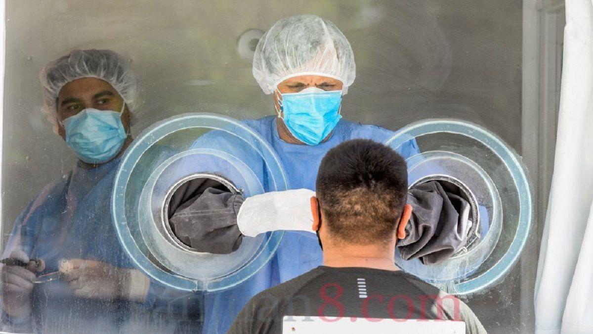 San Juan suma un fallecido por COVID-19 y 71 casos nuevos