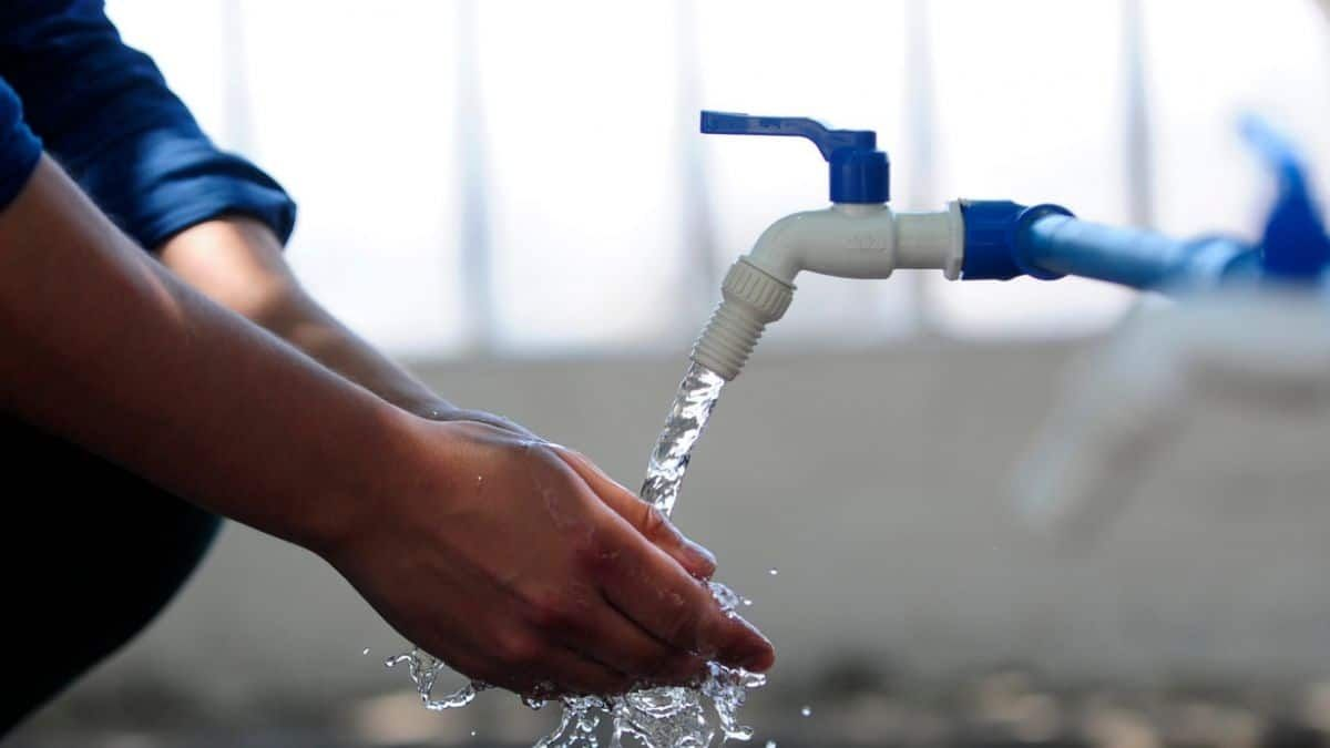 Una zona de Pocito sufrirá un corte en el servicio de agua potable.