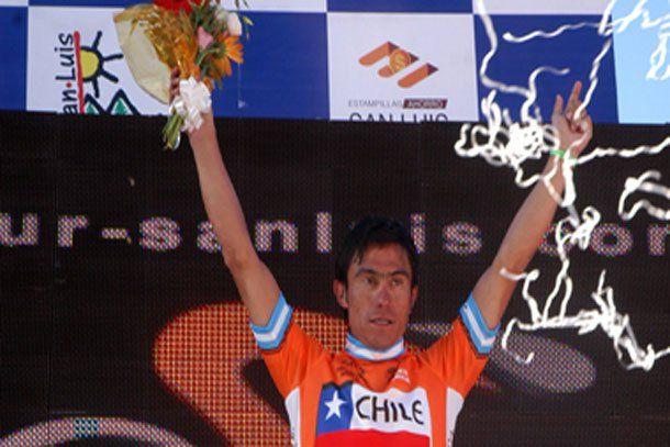 El chileno Marco Arriagada ganó la general final del 5º Tour de San Luis