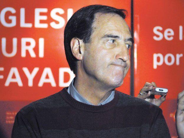 El ex gobernador mendocino Iglesias se bajó de las elecciones de octubre