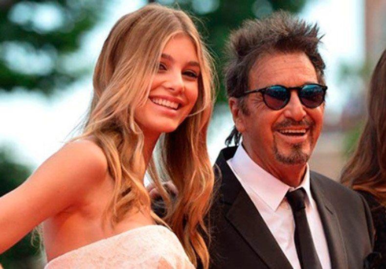 La hija de Al Pacino fue reclutada por Victorias Secret