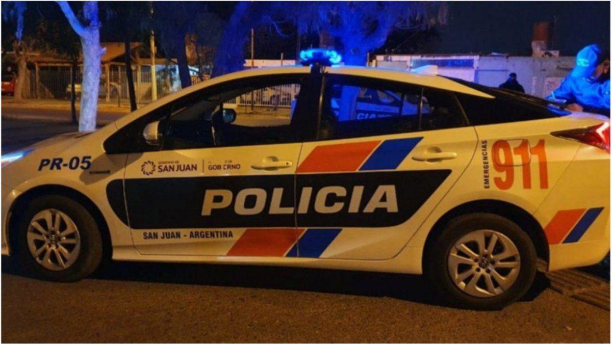 Dos aspirantes a policías fueron detenidos por robar