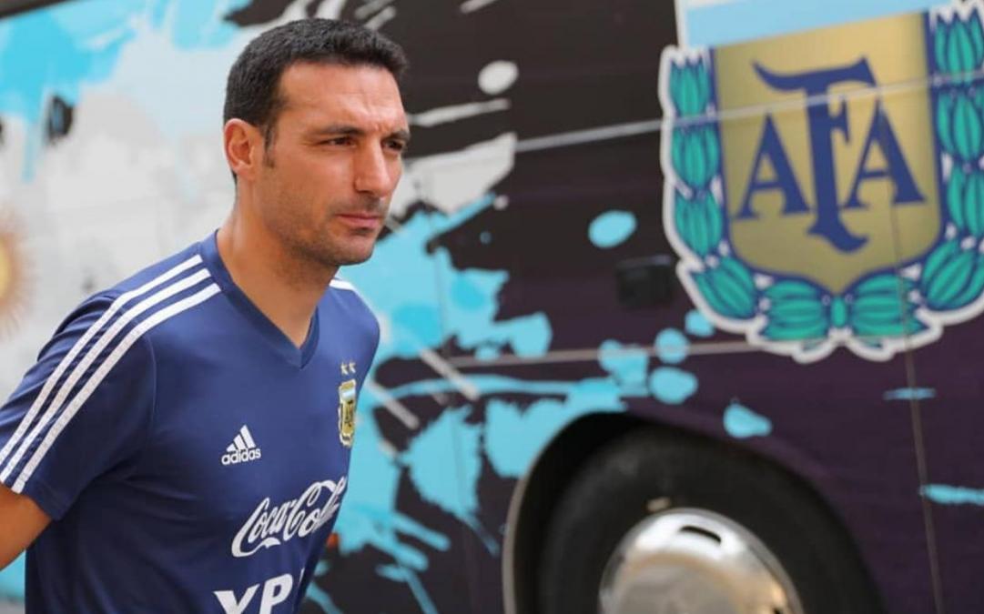 Scaloni sólo sumó a tres jugadores del fútbol argentino para la Selección