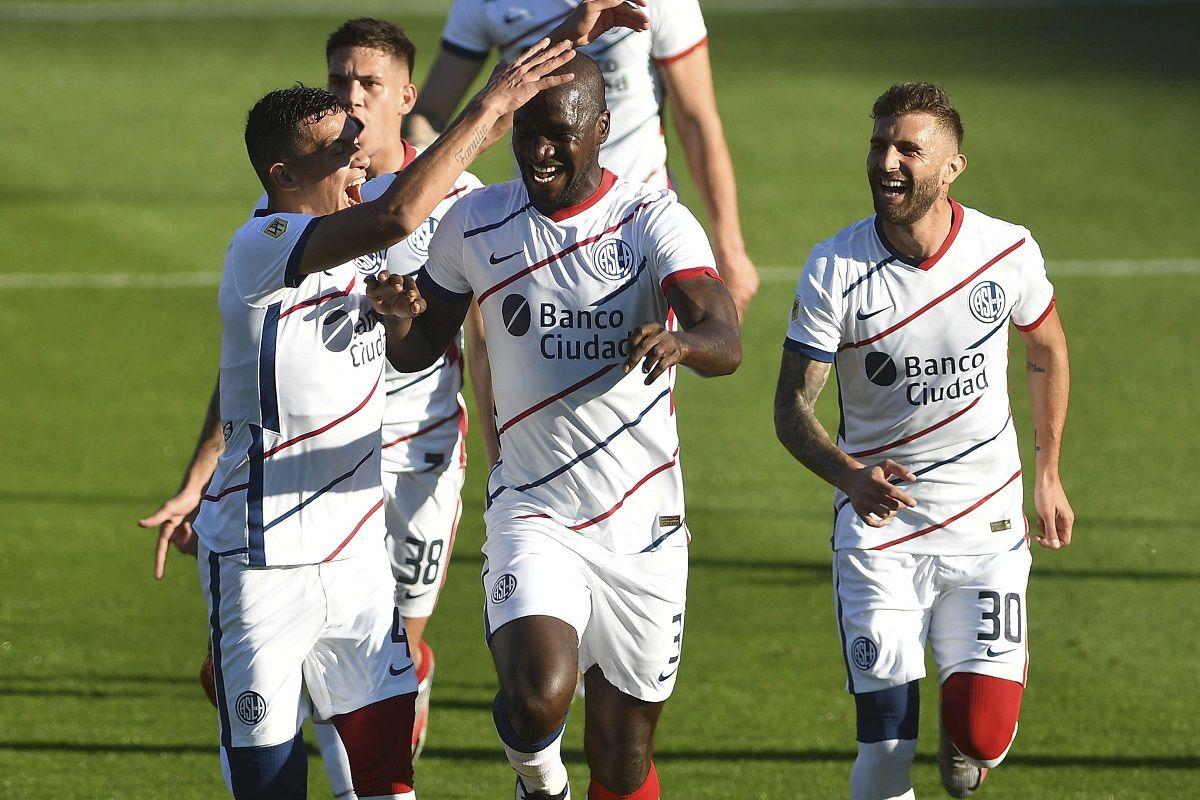San Lorenzo volvió a la victoria después de cuatro derrotas