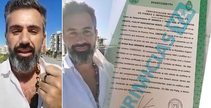 El pretendiente de Susana Giménez fue denunciado por estafa