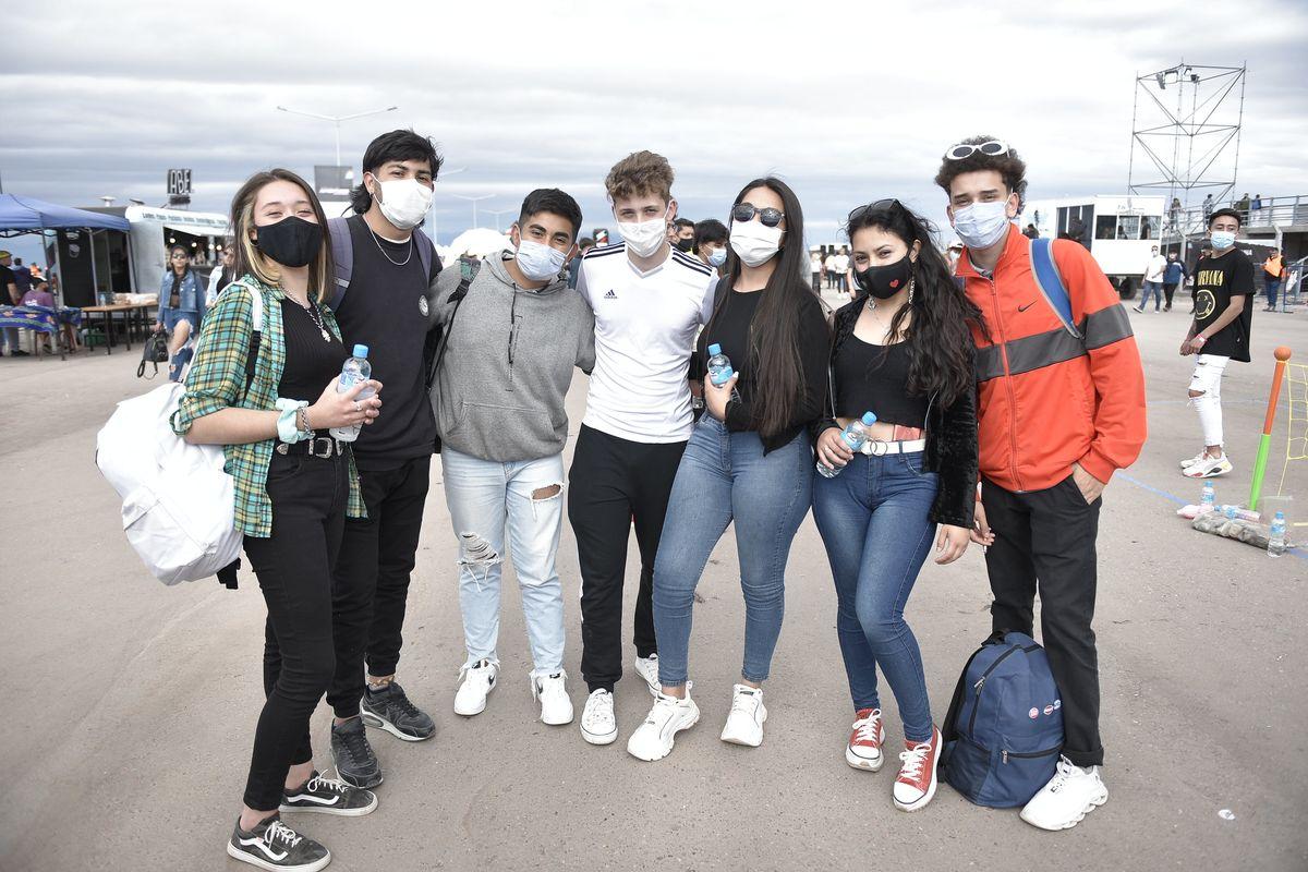 Primavera fest: así la vivieron los jóvenes sanjuaninos