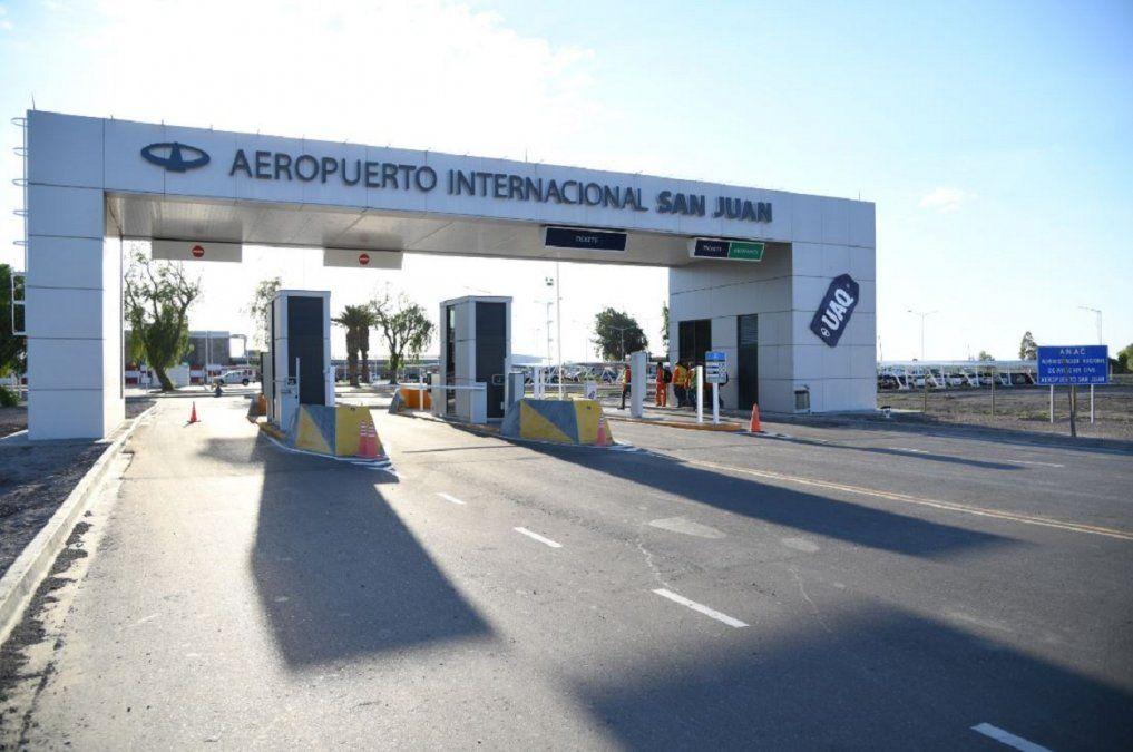 RedTulum: colectivos ingresarán al Aeropuerto Internacional de San Juan