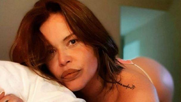 Nazarena Vélez recordó su adicción a las anfetaminas