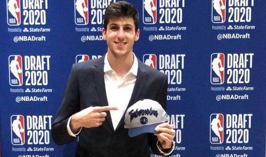 Leandro Bolmaro viajó a Minnesota y jugará en la NBA