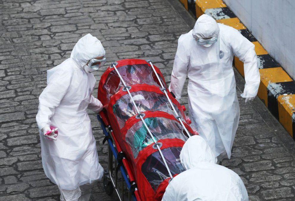 Protocolo de la muerte que llega en soledad: San Juan preparó el traslado de cadáveres aislados