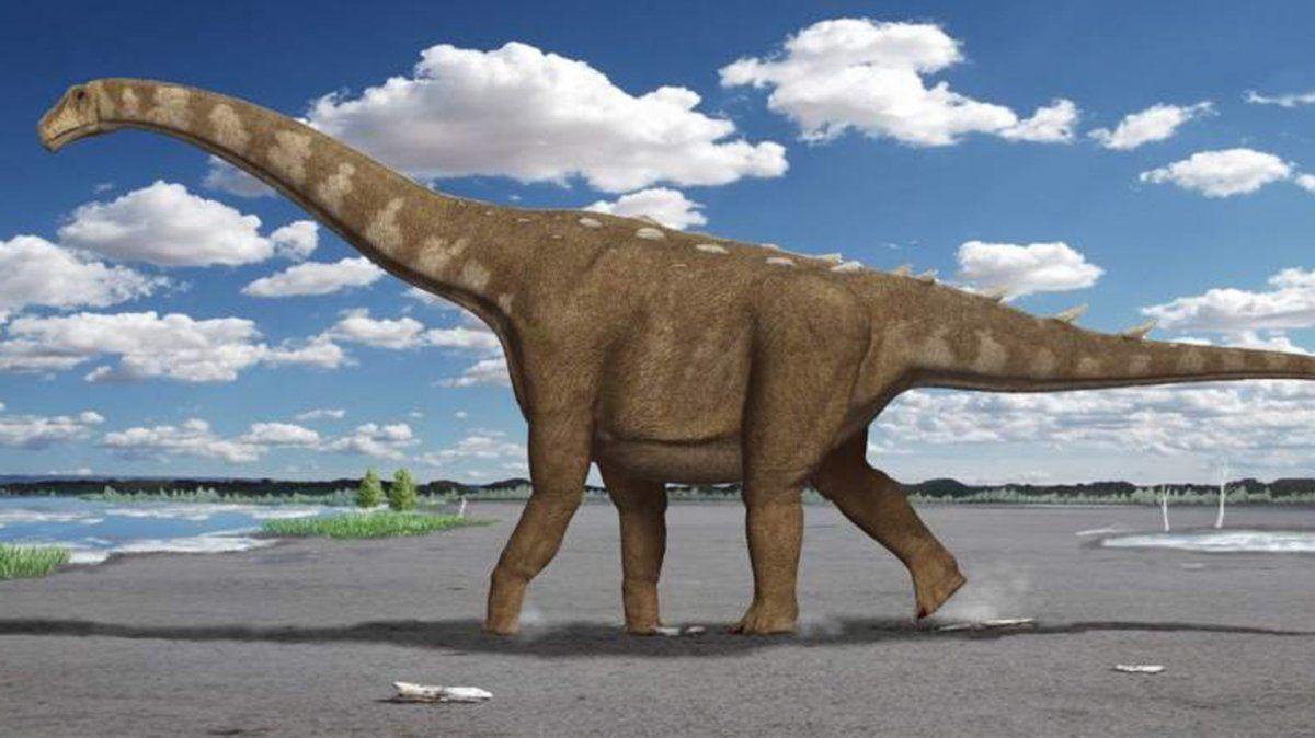 Descubrimiento, en la Patagonia, de los restos del titanosaurio más antiguo del mundo