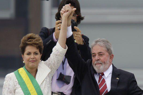 Rousseff reafirmó la apuesta de Brasil por el Mercosur