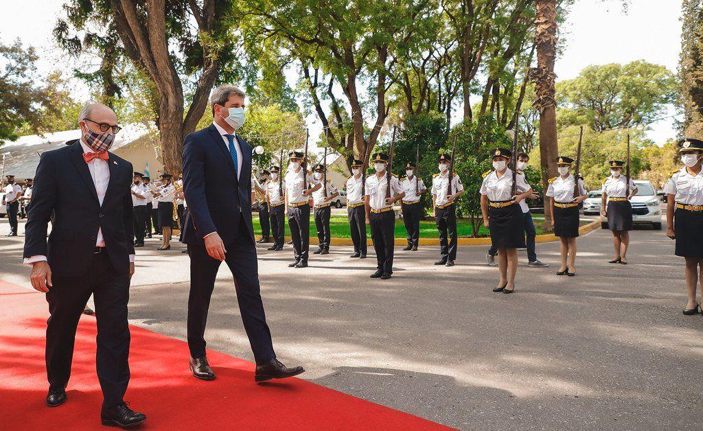 El Embajador de Canadá arribó a San Juan