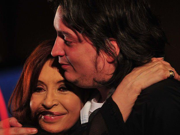 Finalmente Máximo Kirchner será candidato a diputado nacional por Santa Cruz