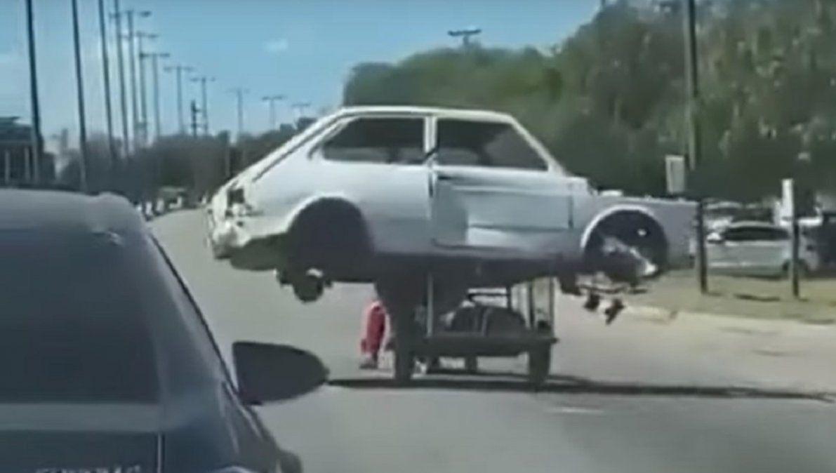 El Fiat 147 de la discordia