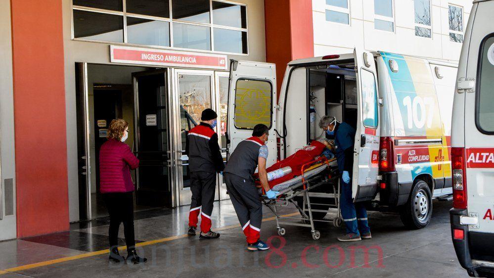 San Juan registró el sexto muerto por COVID-19: se trata de una mujer de 95 años
