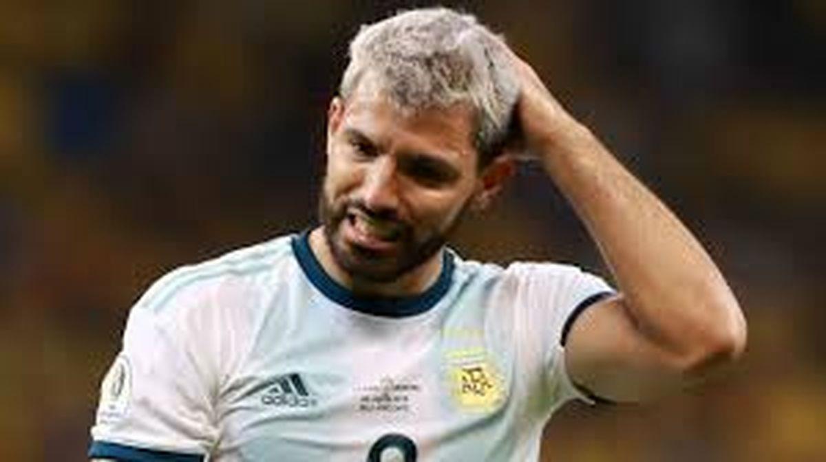 El comentario del Kun Agüero que se volvió viral tras la suspensión de Brasil y Argentina
