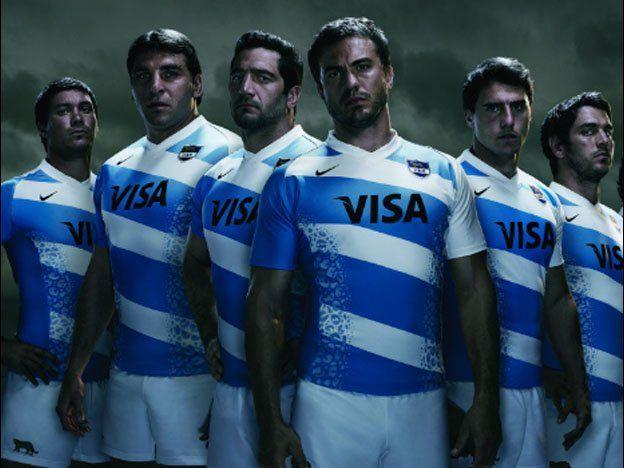 Nueva campaña publicitaria para apoyar a Los Pumas en el Championship
