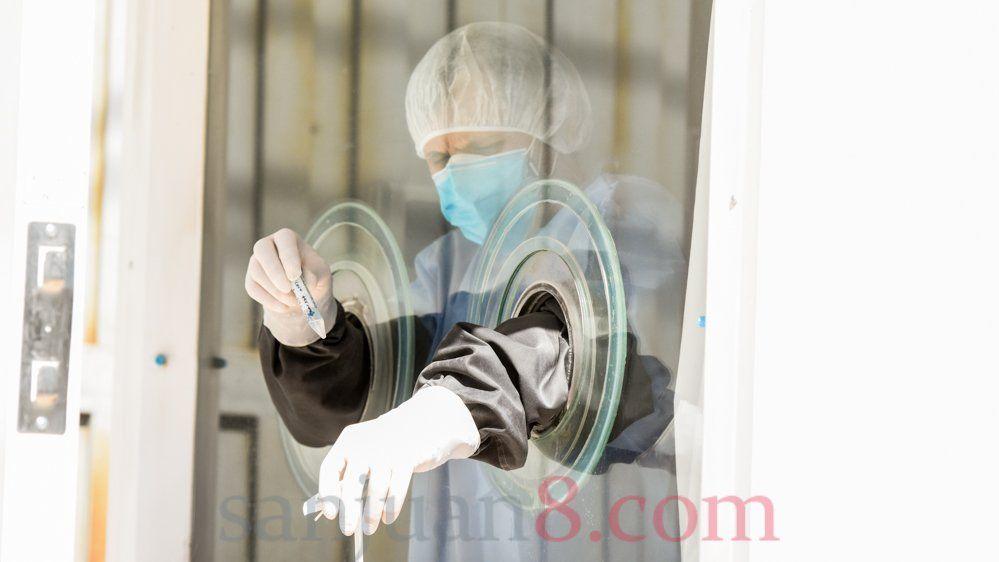 COVID-19 en San Juan: reportaron 275 nuevos casos
