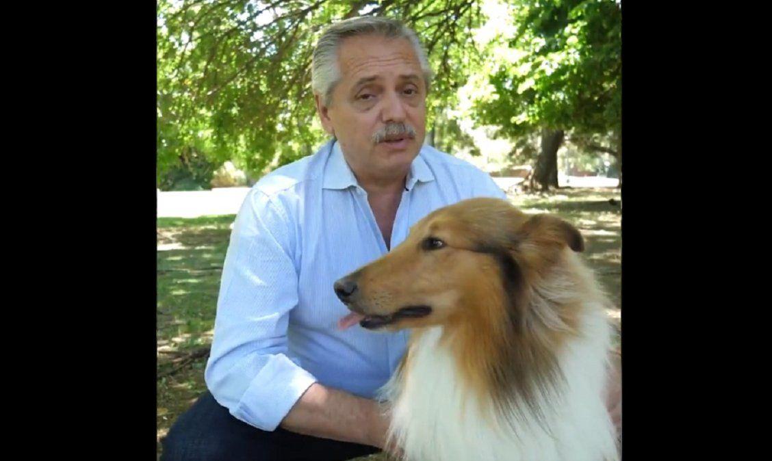 Fernández: Que la unidad sea el motor de la reconstrucción del país