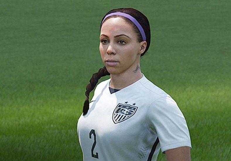 Las mujeres llegaron al FIFA 16, ahora sumarán a los seleccionados femeninos