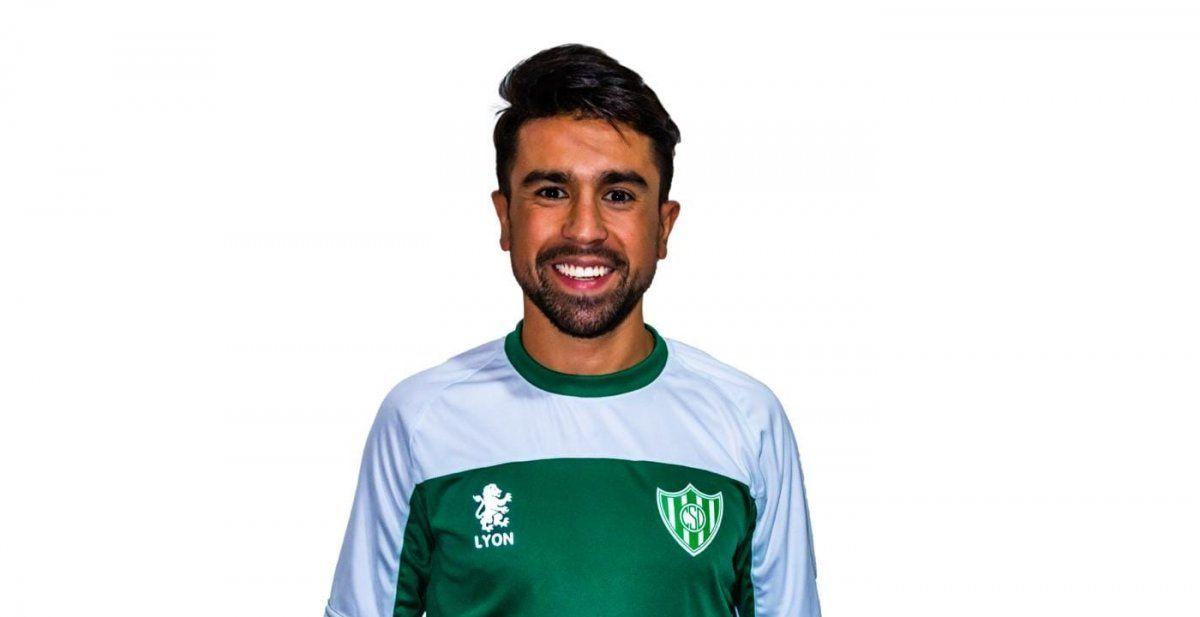 Lucas Salas cruza de vereda y jugará en Desamparados.