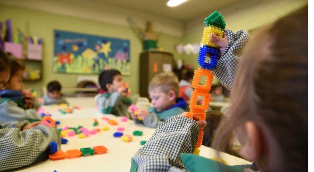 Ofrecen un curso gratuito para docentes de Nivel Inicial