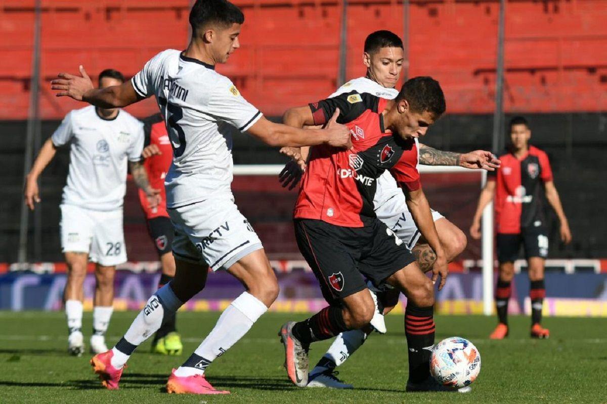 Newell´s le ganó 3 a 2 a Talleres de Córdoba.
