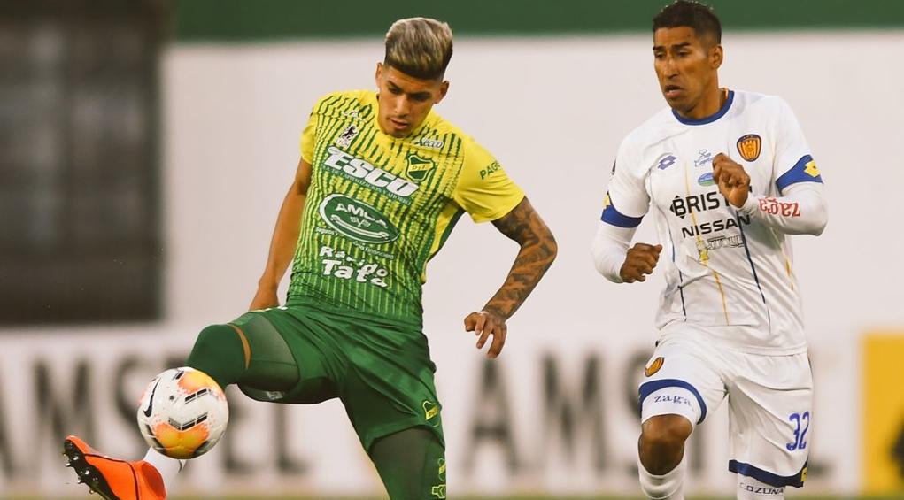Defensa y Justicia abre su serie de cuartos de final de la Sudamericana.