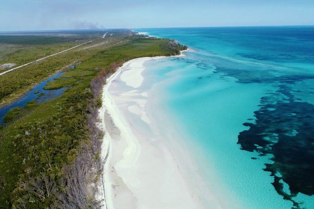 Misterio en las Bahamas, encuentran una bola de metal