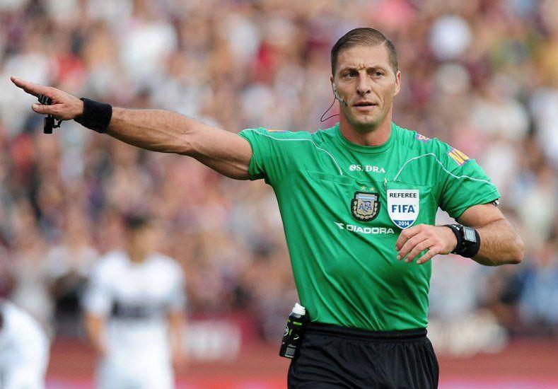 Copa América: Pitana será el árbitro de la inauguración y un colombiano para Argentina