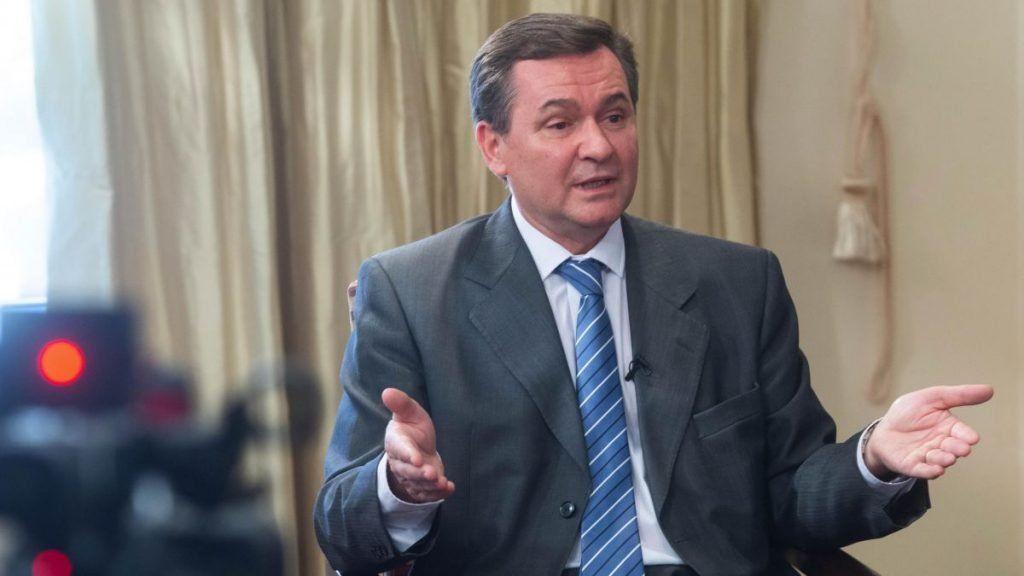 Hensel debatió la necesidad de conformar una mesa ladrillera en las provincias