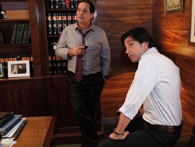 El regreso de Nicolás Repetto a la televisión como actor