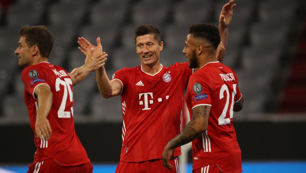 Bayern Munich cumplió con la tarea ante Chelsea y se medirá con el Barsa
