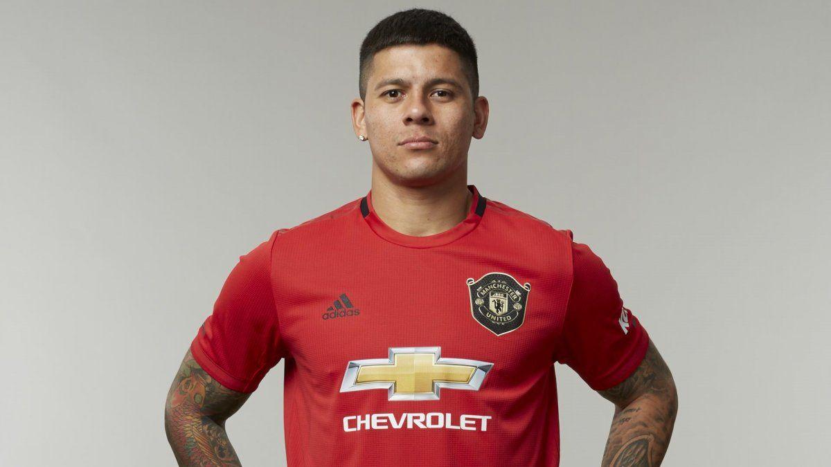 Marcos Rojo dejará Manchester United para ponerse la camiseta de Boca.