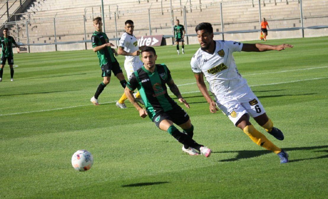 San Martín pierde 1-0 con Santamarina en el Bicentenario (Foto: Prensa San Martín)