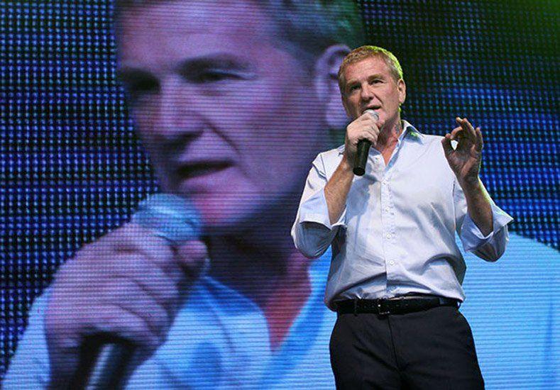 De Narváez se bajó de su precandidatura a la provincia de Buenos Aires