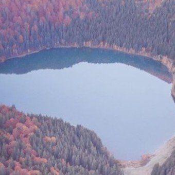 Cómo es y dónde está el lago con el agua más pura del mundo