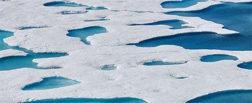 Advierten que el hielo del Ártico se derrite el doble de rápido y genera alarma mundial