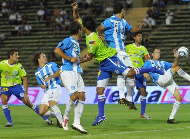 Godoy Cruz venció a Racing y la Copa fue para San Lorenzo