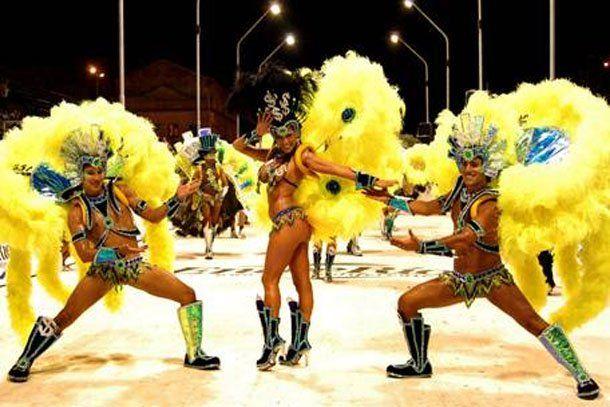 Gualeguaychú cerró su carnaval de enero con más de 100 mil espectadores