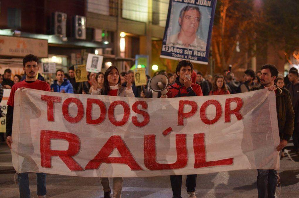 La familia de Raúl Tellechea no hará marcha y pidió por un reclamo virtual