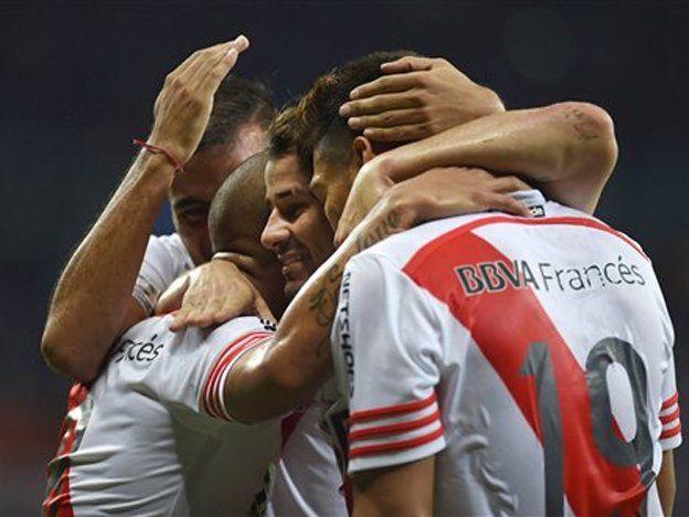¡Chau cuco! River goleó a Cruzeiro y pasó a la semi de la Copa Libertadores