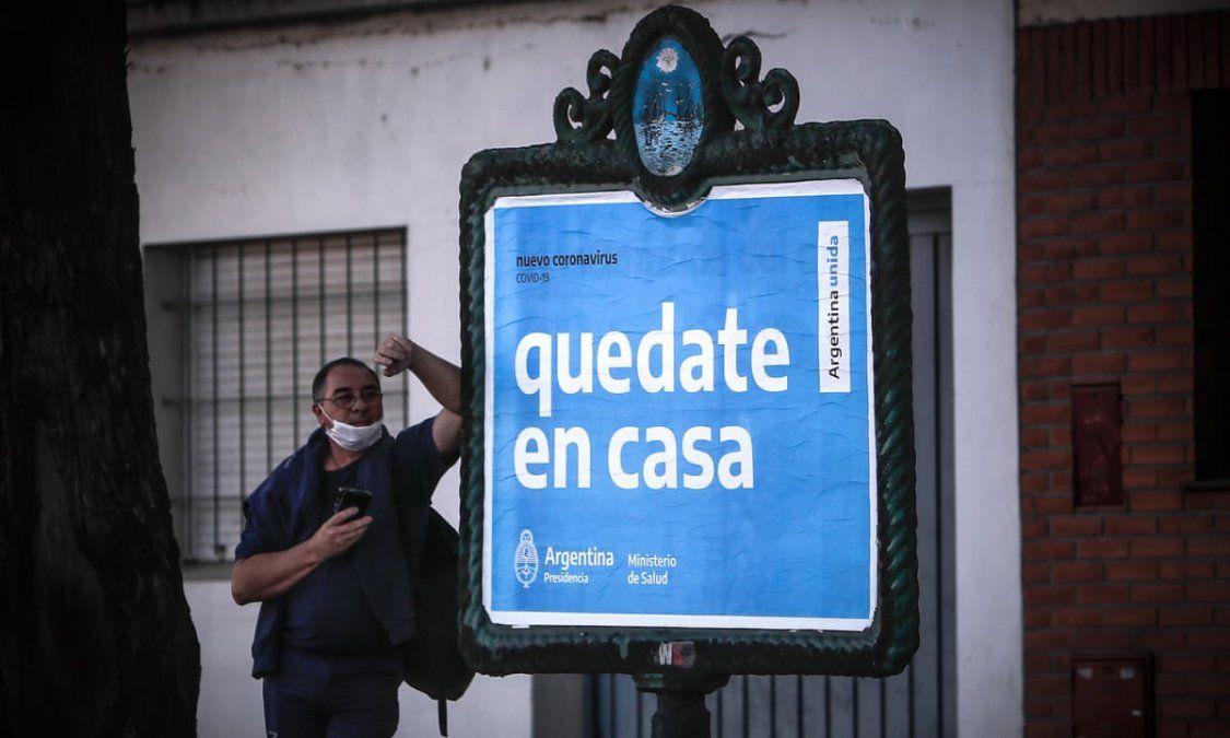 COVID-19 en Argentina: 138 decesos en las últimas horas