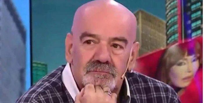 Carlos Sánchez lucha contra el cáncer y fue internado