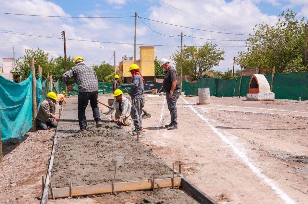 Concepción: invierten más de $ 1 millón en una nueva plaza