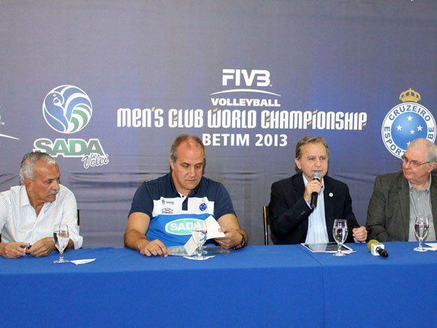 Presentaron el Mundial de Clubes de Vóley que jugará UPCN en Brasil