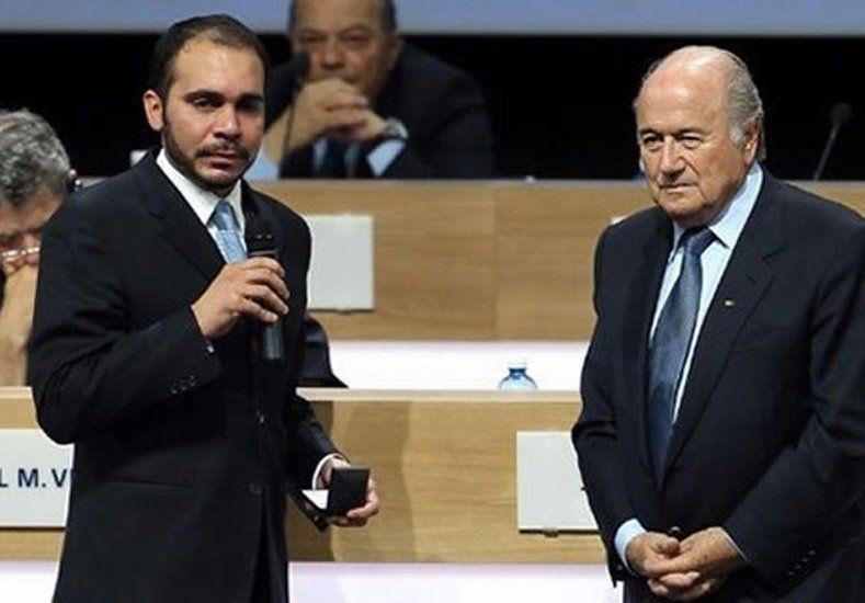 Vuelve a la carga: el príncipe Al Hussein estará en las elecciones de la FIFA