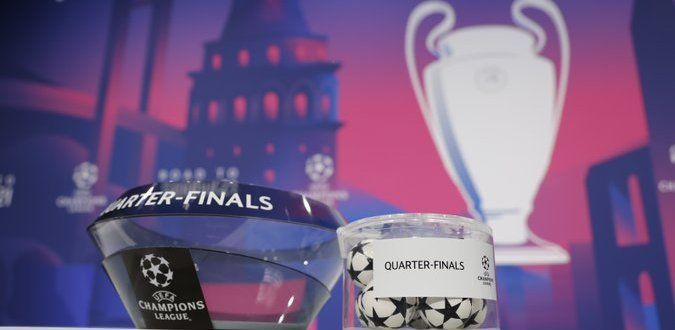 Champions League: así quedaron todos los cruces de cuartos