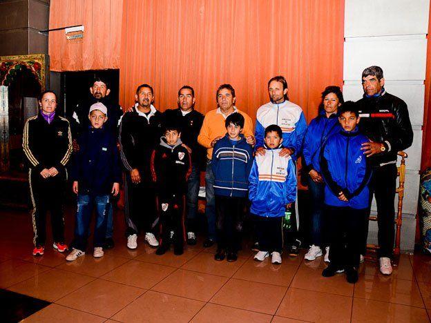 Presentaron la Copa Confraternidad de fútbol infantil que organiza Uno Medios